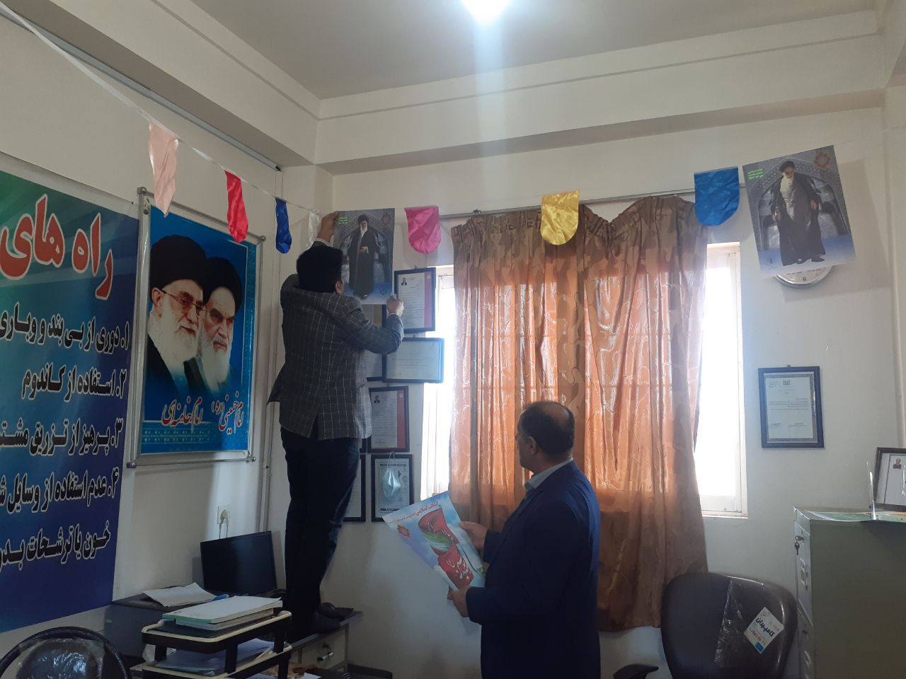 IMG 20210214 110115 098 - تبیین نقش مسجد در حوزه های مختلف در دستور کار فعالیت های کانون امام علی(ع) نکا