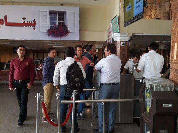 havapeymayekerman - محدودیت های کرونایی و قوز بالا قوز برای مسافران و رانندگان نکا به بهشهر