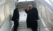 وزیر امور خارجه به یونان رفت