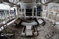 روزانه ۲۵۰ کارگر در ایستگاه آزادی اصفهان مستقر میشوند/ افزایش سرعت ساخت و تکمیل بر اساس زمانبندی مقرر