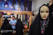 دوخت رایگان و تعویض چادر کهنه با نو در نمایشگاه قرآن/ طرح ملی