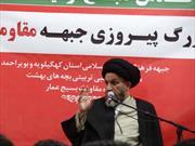 اشتباه افرادی که با حضور ایران در سوریه مخالف بودند/سخنان ترامپ پرچم پیروزی ملت ایران و شیعیان را بلند کرد