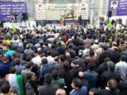 عده ای می خواهند حرمت نظام را بشکنند/معترضین طوری عمل نکنند که ضد انقلاب موج سواری کند