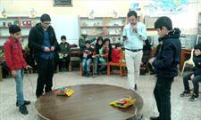 برگزاری مسابقات رباتیک دانشآموزی استان مرکزی