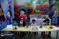 سوغات هنری آستان قدس برای کودکان و نوجوانان ایرانی در نمایشگاه قرآن
