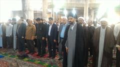 امام جمعه جدید شهرستان نظرآباد منصوب شد