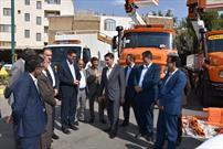 آغاز عملیات اجرایی وبهره برداری از ۴۰پروژه برق رسانی اراک
