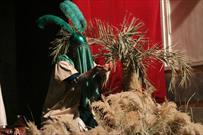 آخرین سردار در ساوه به روی صحنه می رود