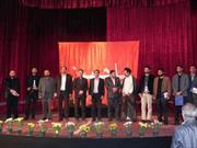 پنجمین همایش منطقهای شعر عاشورایی برگزار شد