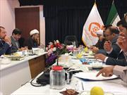 جلسه کمیته اطلاع رسانی ستاد مرکزی اربعین
