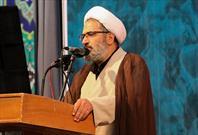 ایران اسلامی به هیچ عنوان سر تسلیم مقابل توطئه های شیطان بزرگ فرود نمی آورد