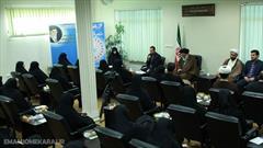 نشست تخصصی نقش بانوان در تداوم و پیدایش انقلاب اسلامی