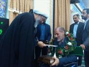 خادم فرهنگی عتبات عالیات در بوشهر تجلیل شد