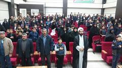 متسابقین قرآنی مدهامتان از اثرات قرآن بر زندگی شخصی و اجتماعی خود گفتند