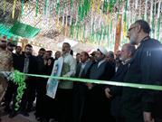 نهمین نمایشگاه ملی کتاب دفاع مقدس در کرمان آغاز بکار کرد