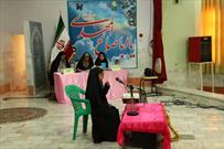ششمین جشنواره گلهای محمدی و  فاطمی در خمین  برگزار شد