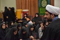 مراسم بدرقه دانشجویان زائر اربعین حسینی  برگزار شد