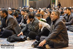 ده شب ده مسجد ( حسینه اعظم ثارالله اورمیه )