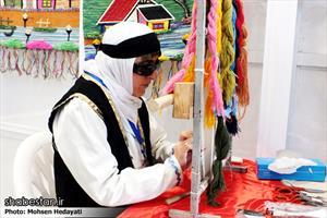 بازدید از نمایشگاه توانمندی های معلولین استان مازندران