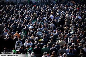 مراسم شهادت اما  رضا (ع) در مشهد
