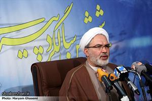 نشست خبری کمیته مساجد ستاد مرکزی دهه فجر انقلاب اسلامی