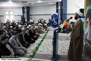 افتتاح مسجد و حسینیه یزدی آباد در مشهد مقدس