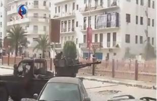 حمله ناکام مزدوران عربستان به پایگاهی در یمن + فیلم