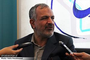 دکتر مسجدجامعی در پنجمین روز نمایشگاه مطبوعات و خبرگزاری ها - غرفه ی شبستان