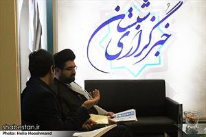 پنجمین روز نمایشگاه مطبوعات و خبرگزاری ها - غرفه ی شبستان