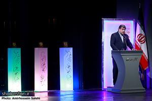 دکتر علی جنتی وزیر فرهنگ و ارشاد اسلامی