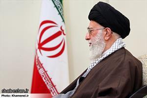 دیدار رییس اجرایی دولت افغانستان و هیات همراه با رهبر معظم انقلاب