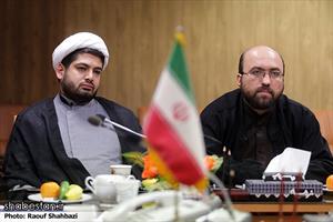 جلسه کمیته مساجد