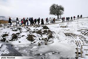 زمستان در راه