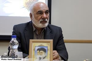 آقای زارع در جلسه مسئولین ستادی و استانی کمیته مساجد دهه فجر