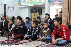 مسجد پنج تن آل عبا، میزبان مراسم ده شب ده مسجد