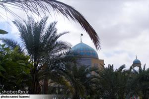 آستان مقدس امامزاده حسین ابن موسی الکاظم(ع)- طبس