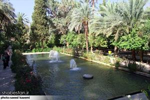 باغ گلشن - طبس
