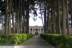 عمارت و باغ اکبریه - بیرجند