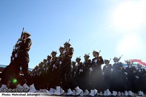 رژه روز ارتش جمهوری اسلامی ایران
