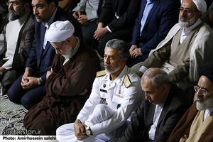 اقامه نماز جمعه تهران به امامت حجت الاسلام و المسلمین صدیقی