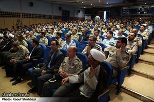 تقدیر از معلمین نمونه ارتش جمهوری اسلامی ایران