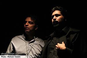 اجرای نمایش «کلاغ پر» در شیراز