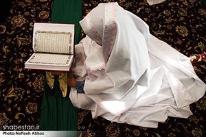 جزخوانی قرآن کریم در اراک