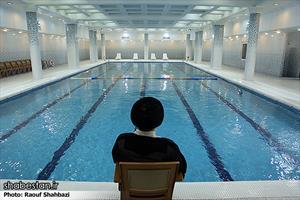 روز جهانی مساجد-مجموعه ورزشی یکی از مساجد تهران