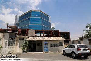 روز جهانی مساجد-ساختمان نیمه کاره یک مسجد در تهران