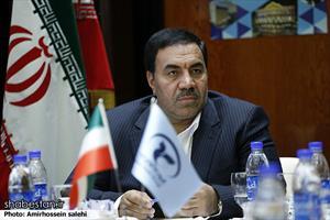 غلامحیدر ابراهیمبایسلامی مدیر عامل هلدینگ گردشگری تامین اجتماعی