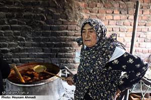 گزارش تصویری/ تاسوعا در روستای بی بی حیات کرمان