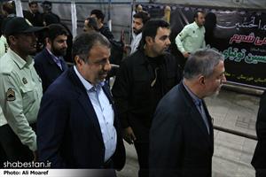 بازدید وزیر فرهنگ و ارشاد اسلامی از مرز چذابه