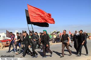عزادارای اربعین حسینی در نجف اشرف