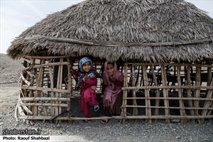 مدرسه گپری در روستاهای محروم جنوب استان کرمان